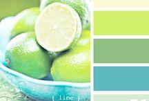 Color Palettes / by Teresa McClelland Dallas