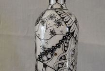 Bottles; Vases; Jars; Pots; Planters; Cans; Tins / by Kathy Skaggs
