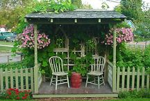 Yard / Garden / Porch / Outdoors / by Debbie Boothe