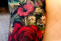 Tattoo ideas / by LindsayandChad Holloway