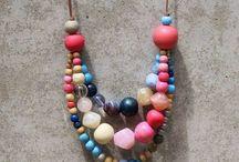 Candy colour jewelry  / ✤ bubblegum & candy colours jewellery • jewelry • tutti frutti • couleurs de bonbons ✤ / by terrebella ♡ bijoux
