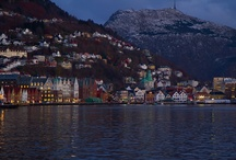 Hurtigruten Ports of Call in Norway / by Hurtigruten
