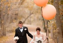 A rustic autumn wedding. / by Clare Munro