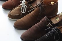 Casual shoes / In style shoes / by Justin Southern