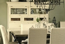 Dining Room / by Stephanie Wooten