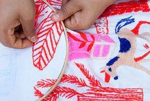 TEXTIL / Textil do it yourself / by ALICE SURLEGATEAU