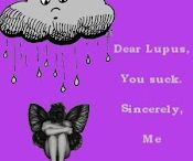 LUPUS SUCKS BUT LIFE IS GOOD! / by Annamarie Underwood