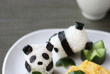 food: fun food. / by Jin Chu-Ferrer