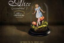 ALICE (in wonderland) / by Cincinnati Ballet
