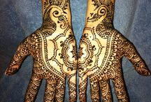 Henna Body Art / by Mary Pearson
