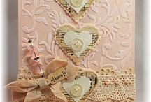 Card Making / I love making cards for people, it is a fun activity and knowing someone took the time to make a card for you, I believe sends a special message. / by Fabulous by Frankie-Holiday Burlap Runners