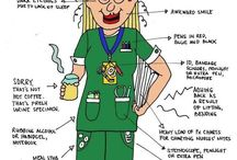 Nursing!  / by Crystal Lorenzo