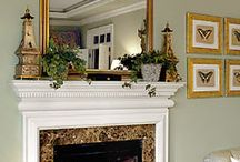 11d - Paint Colors / Wall Treatments / by Janet Clarke