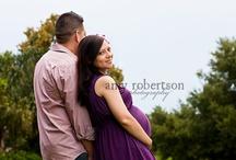 Photography >> Maternity Inspiration / by Amy Lemaniak