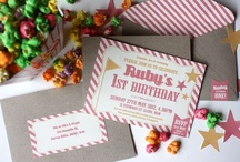 All Baby Things. / Baby showers, birth announcements, first birthdays and christenings, we LOVE the fun and joy a baby brings. / by Papette Boutique