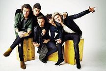 One Direction!!! / For the greatest boy band and role models, One Direction! / by J Geisler