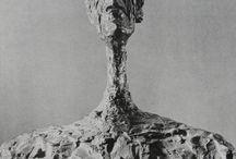 giacometti esculturas / by Marcelo Greco