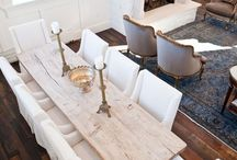 Dining Rooms / by Mallory @ the House of Hydrangeas