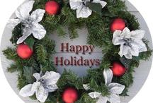 Holidays / by Marge Katherine