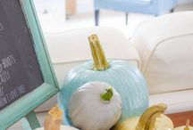 Fall Decorating / by Abby McGrady