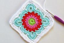 Crochet motifs / by Helen Mahan