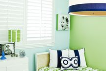 kids bedrooms  / by Ashley L