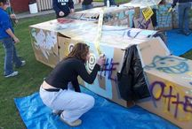 Cardboard Box Homeless Project / by Kilgore College Service Learning