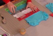 Crafty - Sewing & Other Wearable DIYs / Projects, how-tos & tips for sewing & other wearable DIYs, including tutus, capes, aprons, etc...  :o) / by Peggy Butler