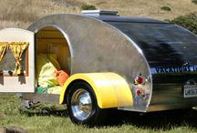 Travel Trailers / by Darlene Gover