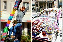 Yarn bombing / by Mariela Rojas