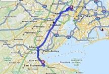New Jersey Attractions / by Jimmy Jimenez