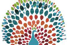Peacocks / by Joy Blogette
