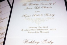 Ready for the Ceremony / by Expressions of You Event & Weddings Solutions