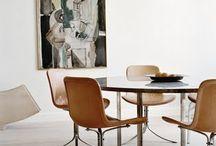 Interiors - Dining rooms / by Gurmeet Kaur