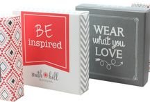 Locket Boxes / by South Hill Designs