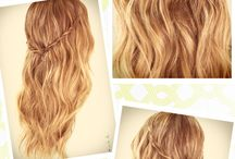 Hairstyle / by Vale Si