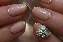 Nails add class to a woman / by Jamie Rachelle