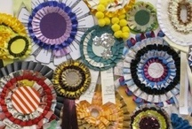 DIY...Badges and Award Ribbons / by Johanna Iwaszkowiec
