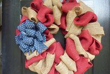 Wreaths / by Destiny Bird