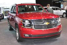 2014 Chicago Auto Show - Chevrolet / The all-new, updated and improved vehicles in the Chevrolet line-up for model years 2014 and 2015. / by AutoMania City