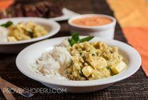 Peruvian food / by Nancy Leon