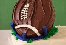 Football Fete / by Erika Leigh New England Sports Journal