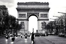 Je t'aime Paris / by Deedee' tm