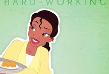 Disney / Random stuff I like that has to do with Disney  / by Jessica Thornton