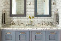 Bathroom remodel / by Erin McCue