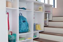 love storage & organizing / by Joey Teslaw