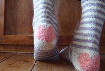 Handmade Socks / by Stephanie Sario