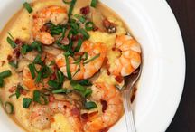 Recipes_Meats_Seafood & Fish / by Vicki Hall