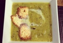 Soup for you  / All vegetarian or recipes that can be converted into vegetarian.  / by Hooked On Beauty