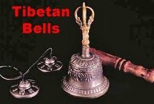 Bells, And Gongs / Bells And Gongs one chases away ghost and the other brings luck and chases away negativity / by Connie Jean Klein